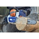 """Zomax 58 volt professionel kædesav / topkapper 12"""" sværd"""