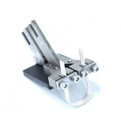 Mini land til HWS250 varmekniv - til rør, ledninger mm.