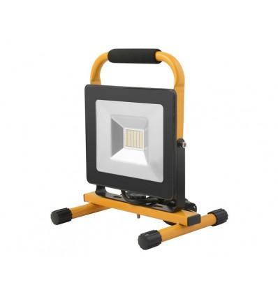 Nortec arbejdslampe 230 volt - 30 watt m/stativ