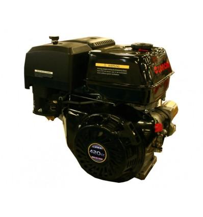 15 hk benzinmotor 25 mm aksel + elstart