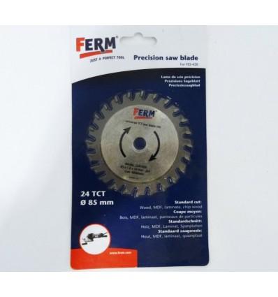 Original Ferm 85 mm savklinge til minisav nr. CSM1024