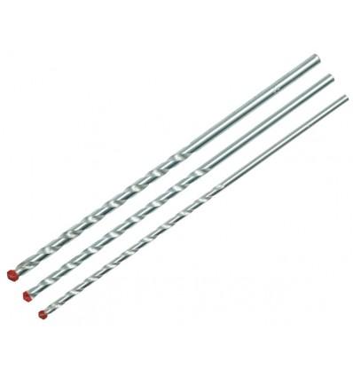 Murbor 8, 10, 12 mm x 400 mm - restsalg