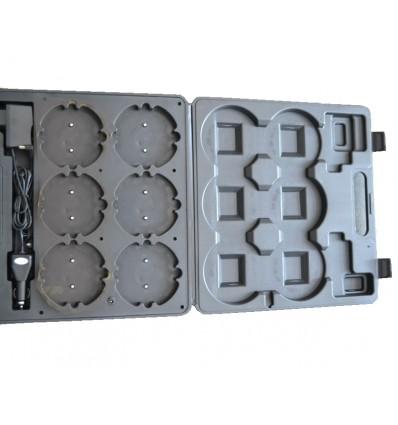 Kuffert til opbevaring af Skildpadder - demo