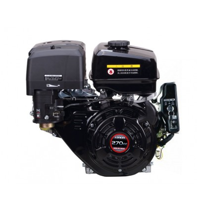 9 hk benzinmotor til minigraver
