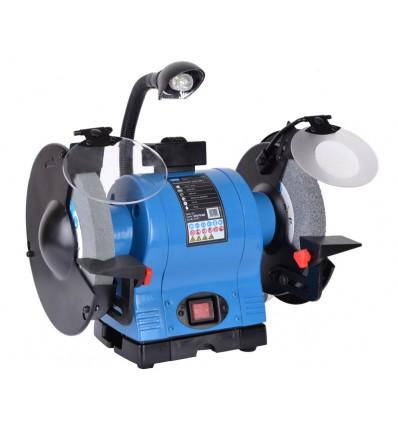 Bænksliber 200 mm 550 watt