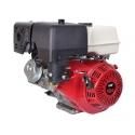 13 hk Lutian Benzinmotor 25 mm aksel