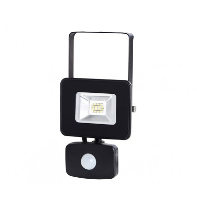 Nortec arbejdslampe 230 volt - 10 watt m/sensor