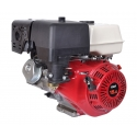 15 hk benzinmotor 25 mm aksel