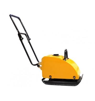 Pladevibrator _ 125 kg m/Honda motor + gummiplade
