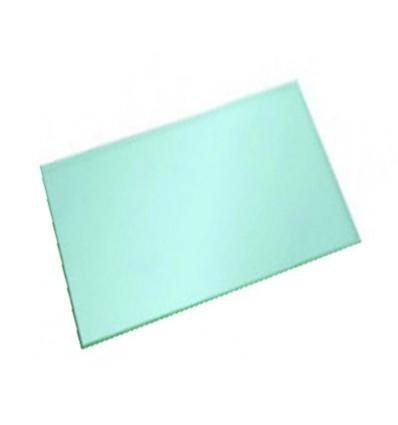 Plexiglas til svejsehjelm 102x116 mm