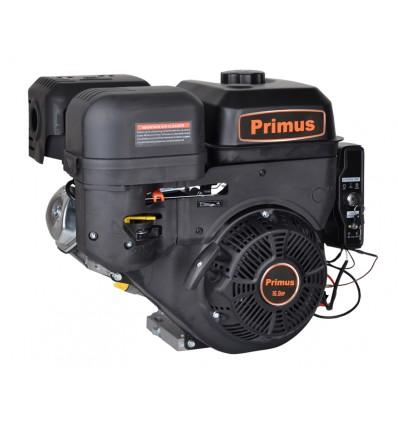 16 hk benzinmotor med 25,4 mm aksel