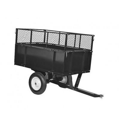 ATV-trailer med 30 cm netsider