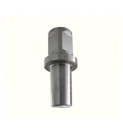 Adapter 19 mm Weldon til borepatron - B16