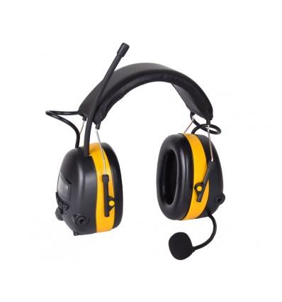 Høreværn - aktiv støjreduktion - Bluetooth