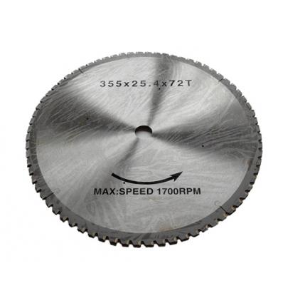 _Metalklinge til langsomtgående metalkapsav 355 mm