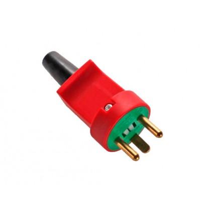 230 volt stik med jord