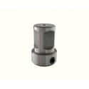 Adapter 19 mm Weldon til 12,7 mm opsætning