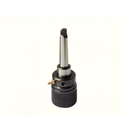 Adapter MK3 / konus 3 til 19 mm Weldon m/kliklås + køling