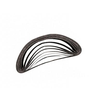 Slibebånd ass. 10 mm til båndfil