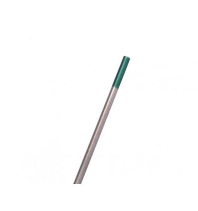 Wolframelektrode 2,4 mm - grøn