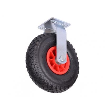 Transporthjul m/luft - fast fod