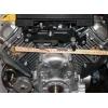 22 hk motor 2-cyl. med lodret aksel