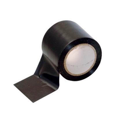 Sort tape - bredde 50 mm