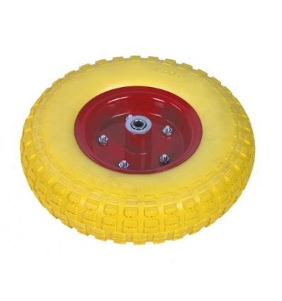 Punkterfri hjul til trillebør - 340 mm (4.00-6)