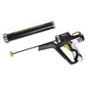 Fugepistol med 2 batterier