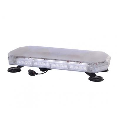 Lygtebro 60 cm - 12/24 volt - gennemsigtig cover