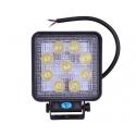 Arbejdslampe LED 27 watt - spot