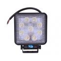 Arbejdslampe LED 27 watt - wide
