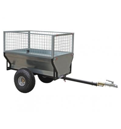 ATV Trailer m/ekstra høje sider på 50 cm