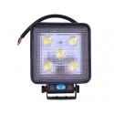 Arbejdslampe LED 15 watt - wide