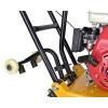 Pladevibrator 50 kg med gummiplade