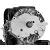 6,5 hk motor med lodret aksel