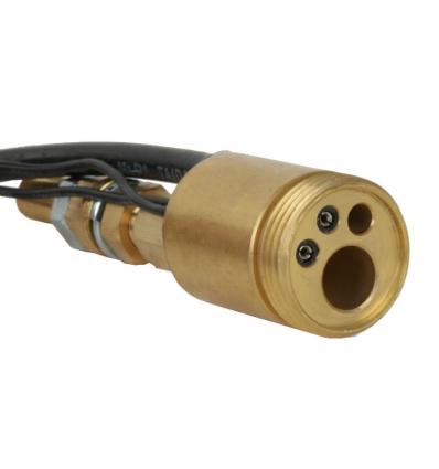 Torch connector til EU svejsestik - lang