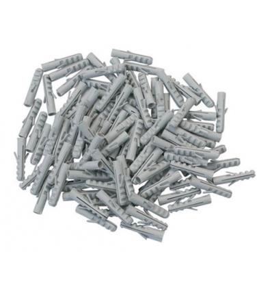 Rawlplugs - 5 mm - 100 stk.