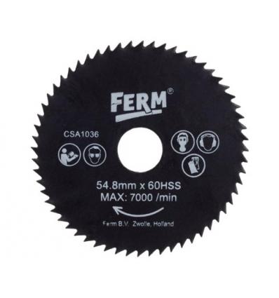 Savklinge 54,8 mm til FERM minisav