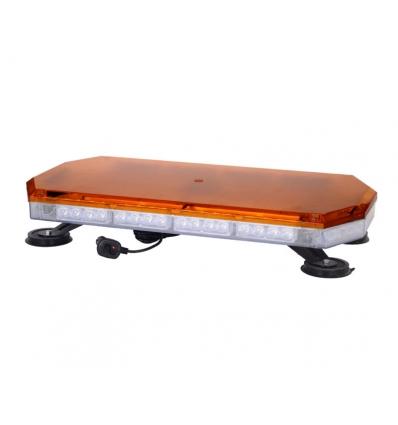 Lygtebro 60 cm - 12/24 volt - orange cover