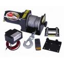 Trækspil 12 volt 900 kg trådløs fjernbetjening