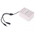 Løst batteri til kloak-tv CR111