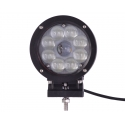 Projektør/kørelys CREE LED 45 watt - wide