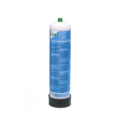 Ilt/oxygen flaske 1 Liter