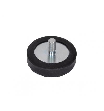 Magnetfod - kraftig model til lygtebro/arbejdslampe