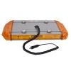 LED Lygtebro 60 cm - multivolt - orange cover