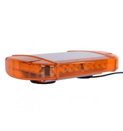 Lygtebro 33 cm - 12/24 volt - orange cover