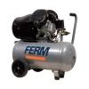 Kompressor 50 liter 230 volt med dobbelt cylinder