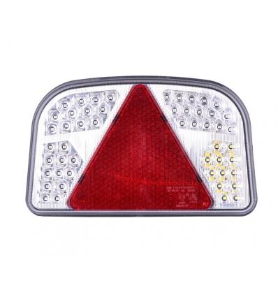 Baglygte 56 LED - venstre