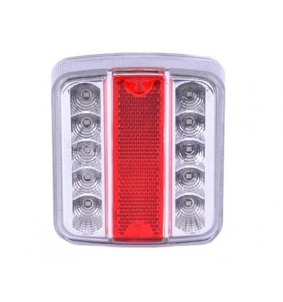 Baglygte 14 LED